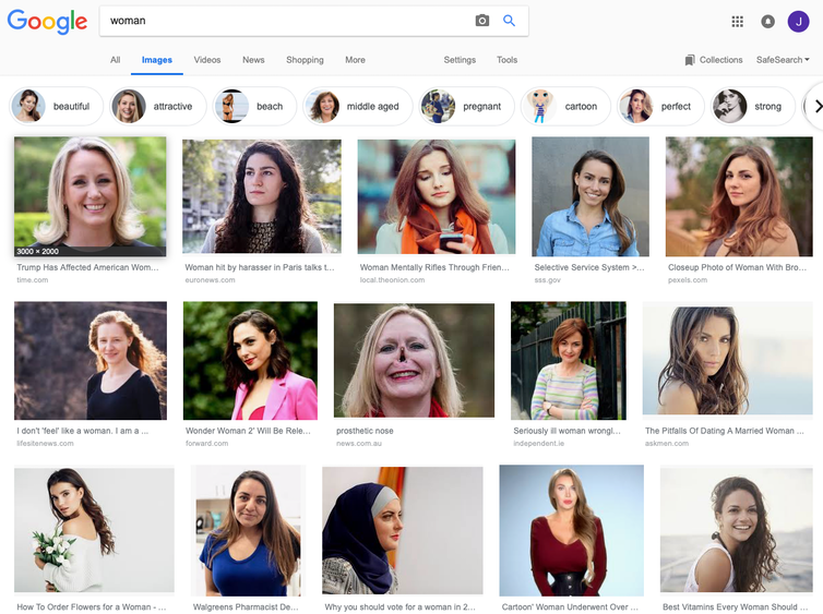 Do Google's Algorithms Discriminate Against Women And People Of Color?