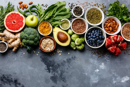 Eat your vegetables – studies show plant-based diets are good for immunity