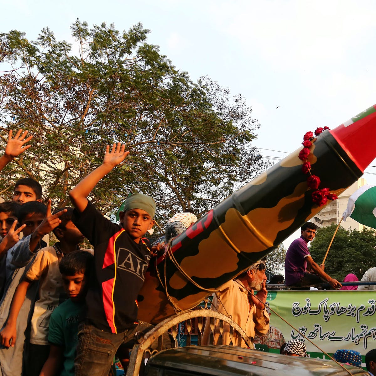 Nuclear war between India and Pakistan? An expert assesses