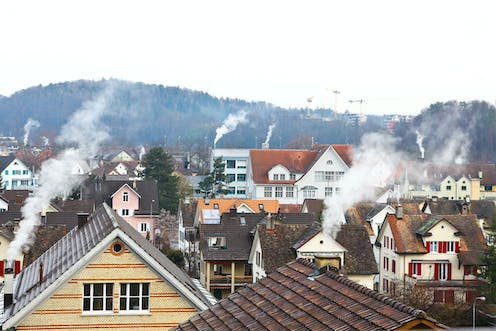 Blame Wood Burning Stoves For Winter Air Pollution And Health Threats