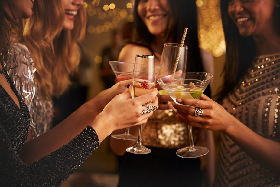 How alcohol companies are using International Women's Day ...