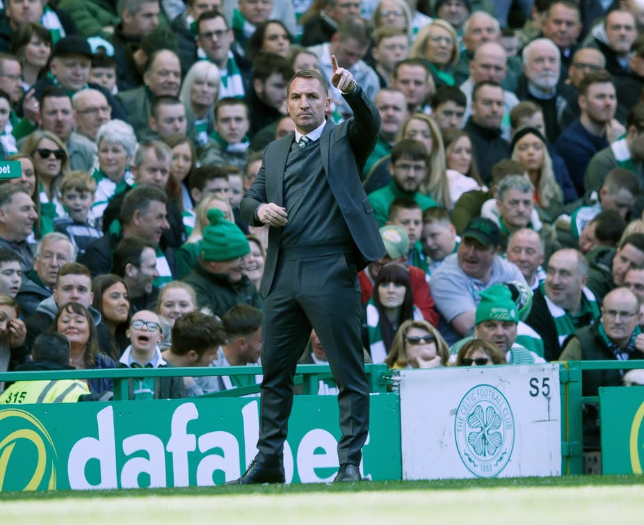 Brendan Rodgers Celtic Betrayal Reveals Just What Football Means In Scotland