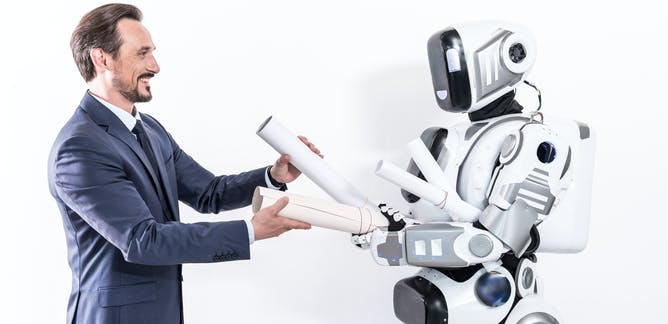 Human-robot interaction – News, Research and Analysis – The