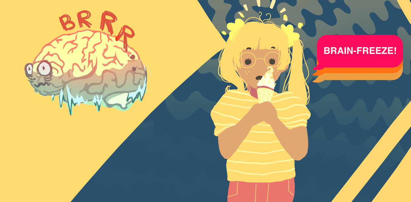 Curious Kids: what is brain freeze?