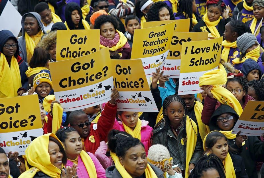 Charter school cap efforts gain momentum