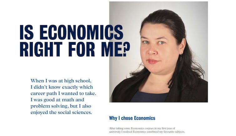 Why women in economics have little to celebrate