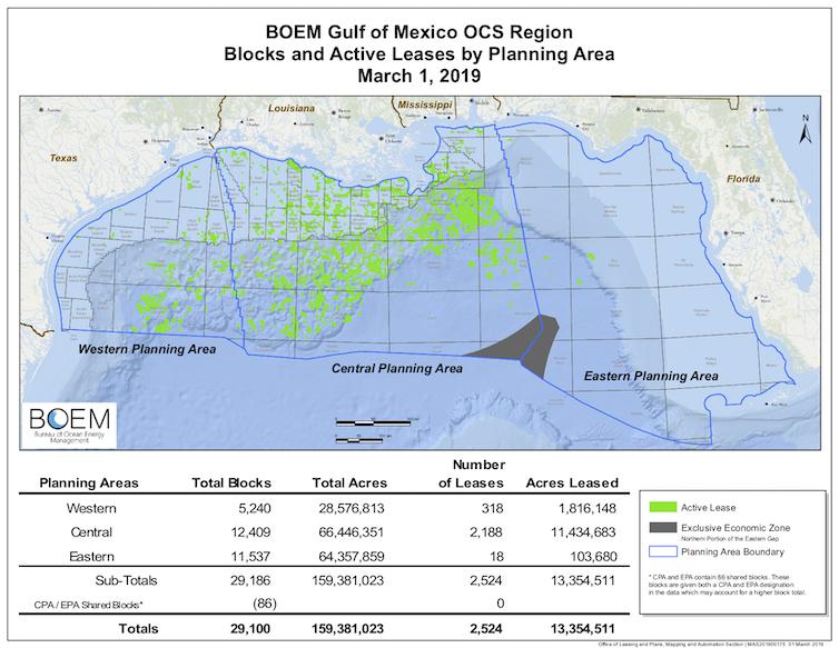 Underwater Mudslides Are the Biggest Threat to Offshore Drilling; Energy Companies Unprepared