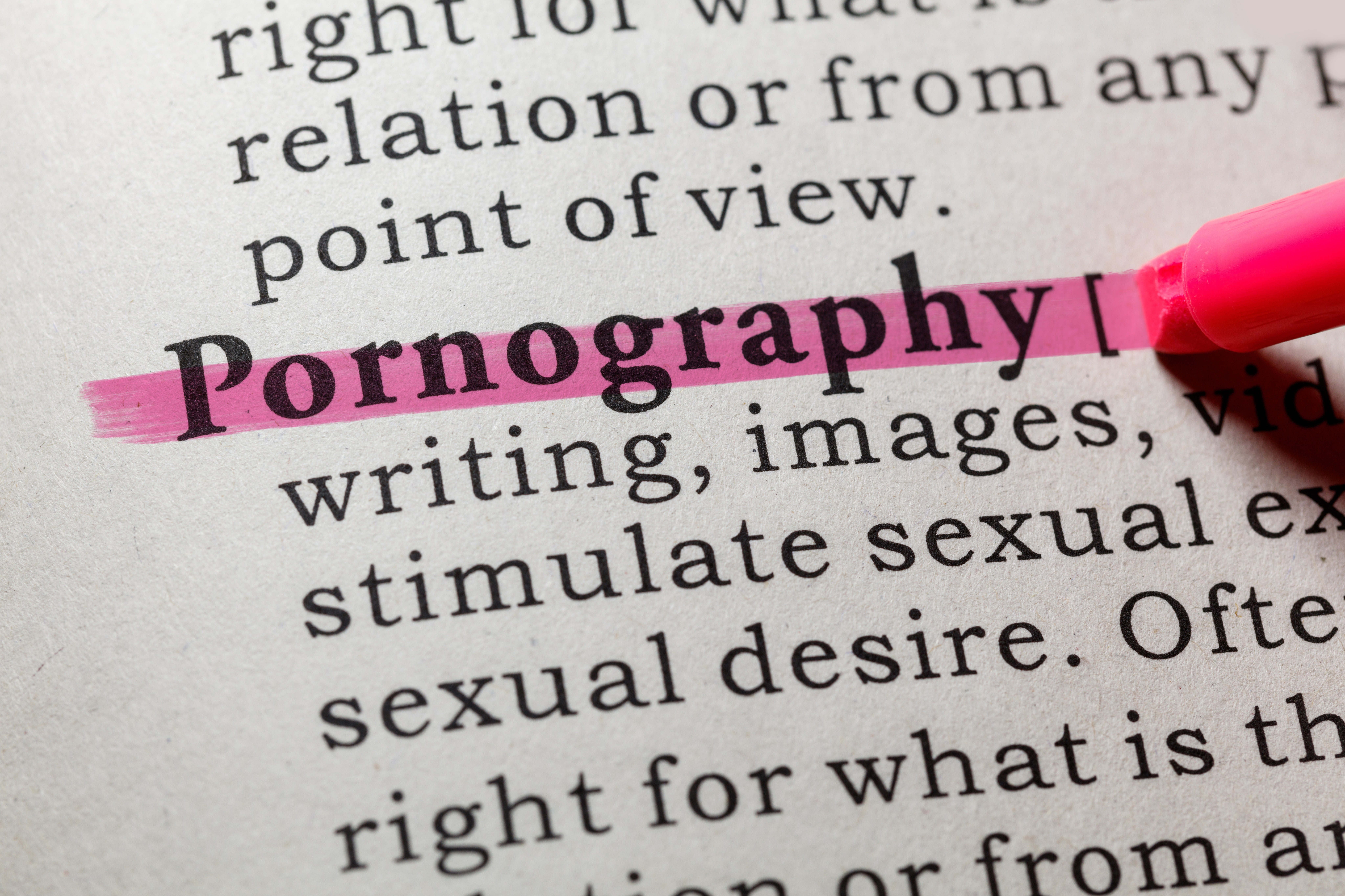 We need a new definition of pornography - with consent at the centre