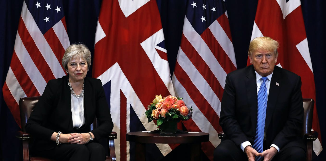 Brexit Britain's weakness exposed in US trade deal documents