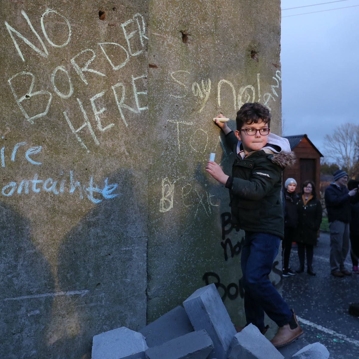 Brexit: why is the Irish border 'backstop' so crucial to securing a Brexit  deal?