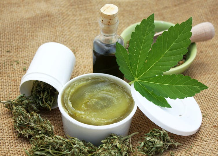 Marijuana is a lot more than just THC - a pharmacologist looks at the untapped healing compounds