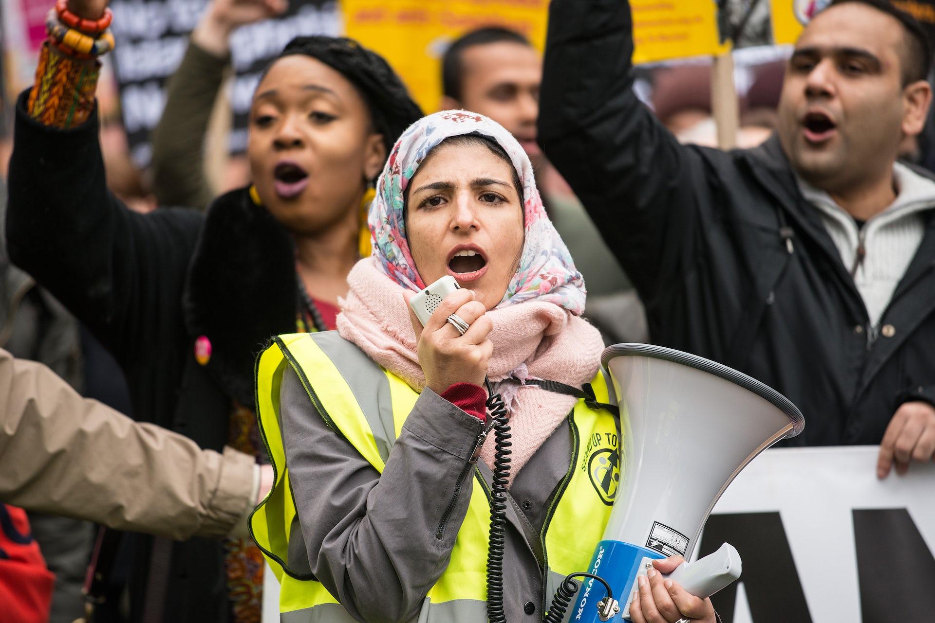 Conspiracy theories fuel prejudice towards minority groups