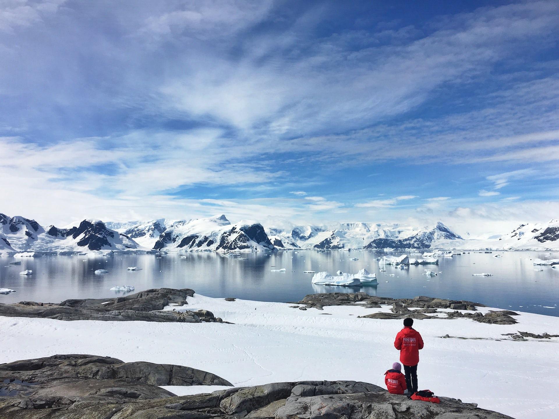 Fonte des glaces et climat, que se trame-t-il en Antarctique ?