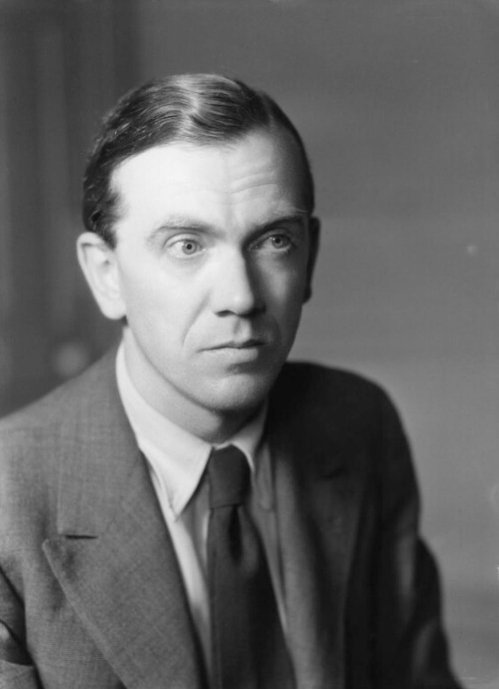 257694bdd82e1 Author Graham Greene was a staunch defender of Douglas and worked to  protect his reputation. Wikimedia Commons