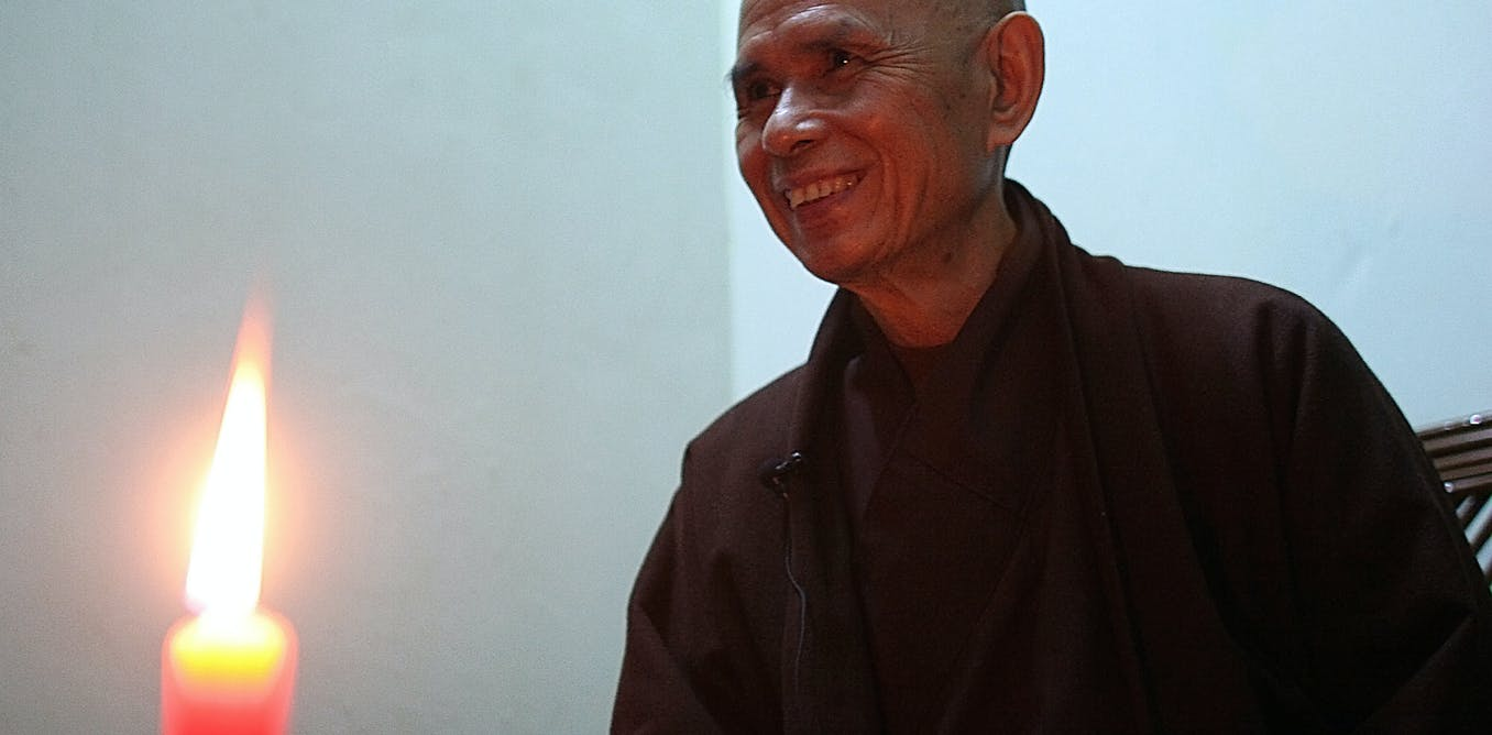 Thich Nhat Hanh, the Buddhist monk who introduced mindfulness to the West, prepares to die