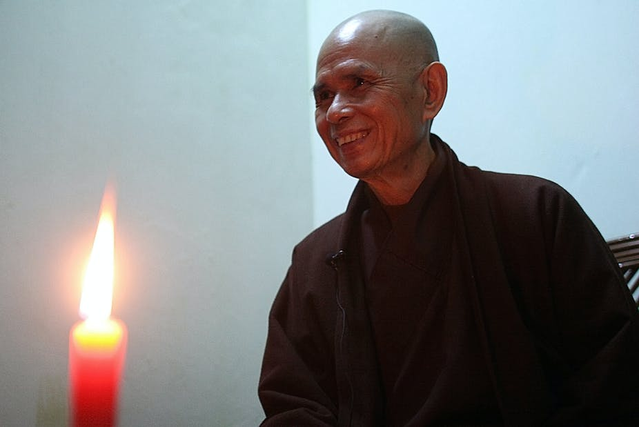 Thich Nhat Hanh The Buddhist Monk Who Introduced Mindfulness To