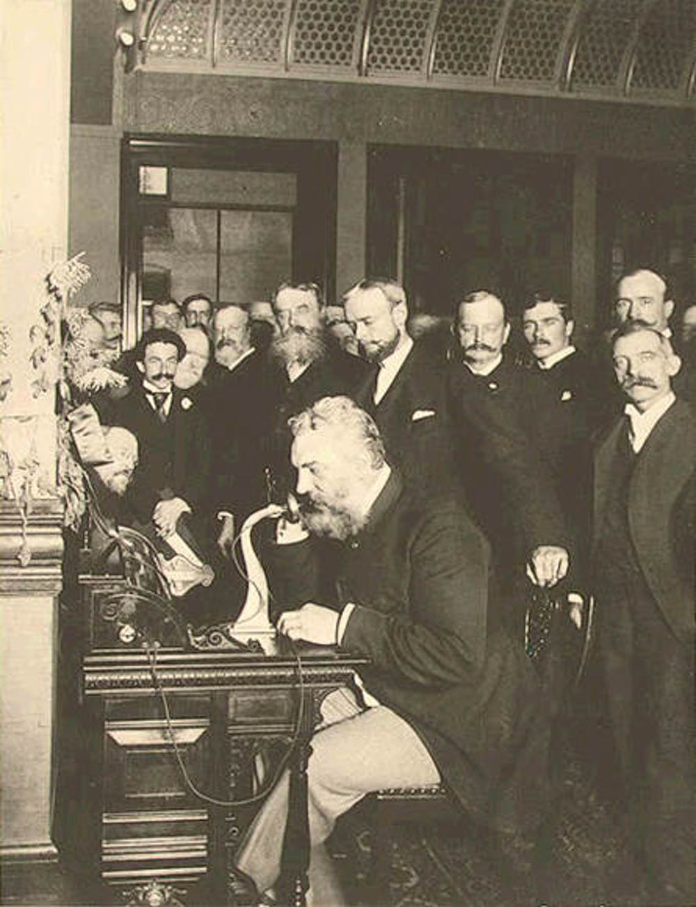 Rise and fall of the landline: 143 years of telephones