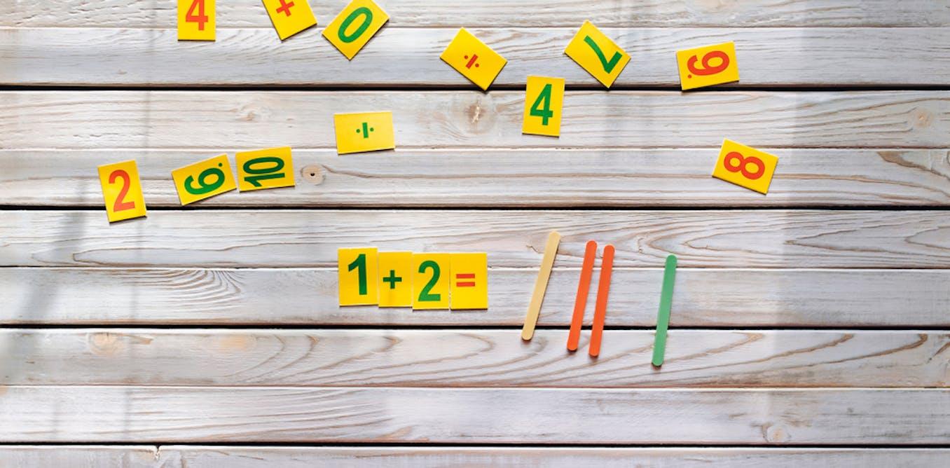 Mengurangi fobia dan miskonsepsi matematika sejak sekolah dasar dengan Metode Horizontal