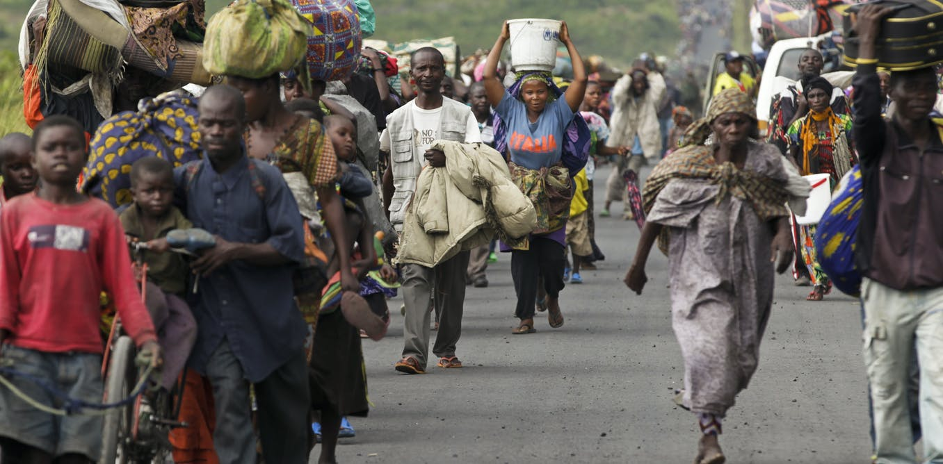 Study shows why African refugees stay put despite end to conflict at home