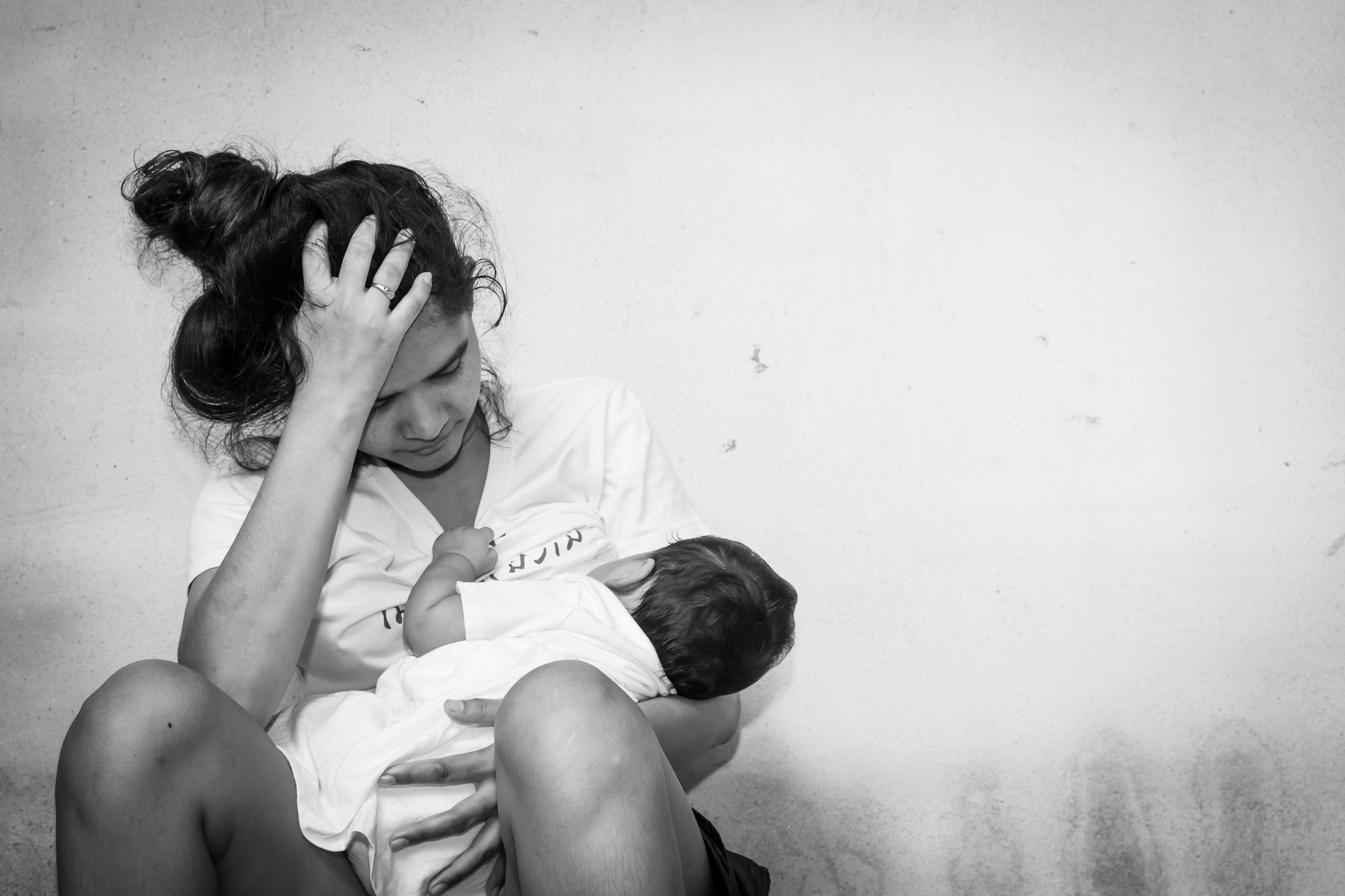 This is what postnatal depression really feels like