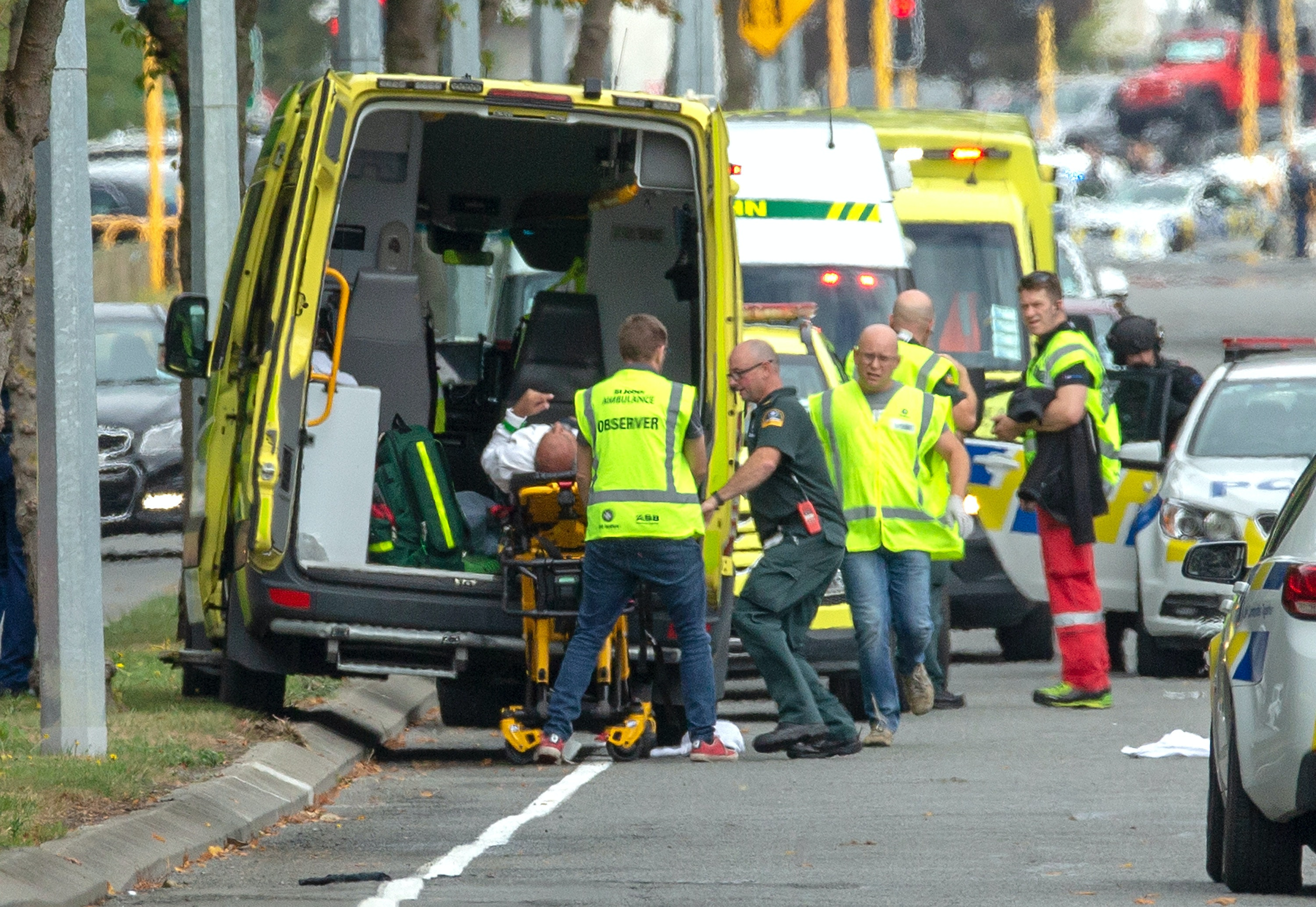 New Zealand Shooter Live Stream Image: Why News Outlets Should Think Twice About Republishing The