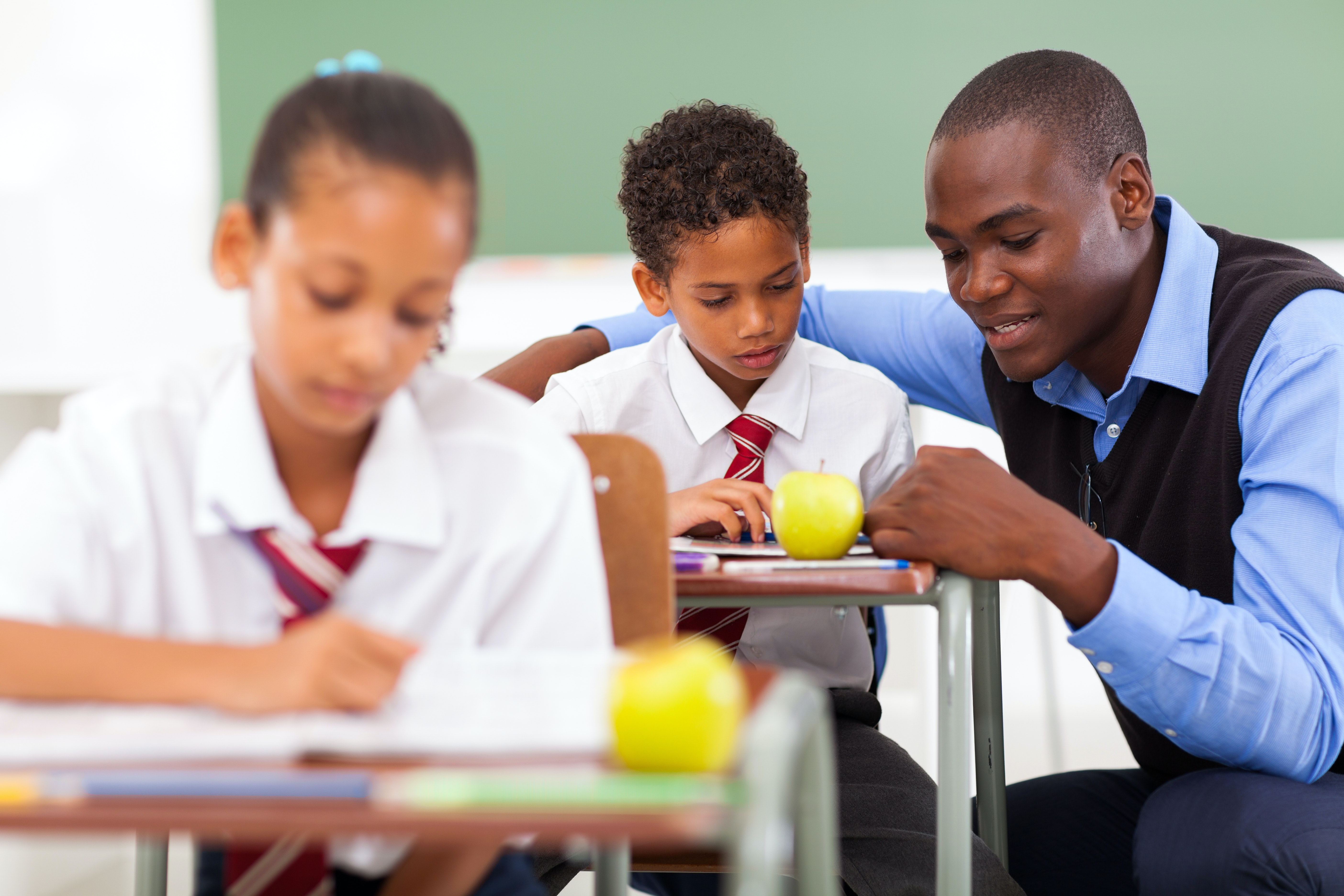 We need more teachers of color, so why do we use tests that keep them out of the classroom?