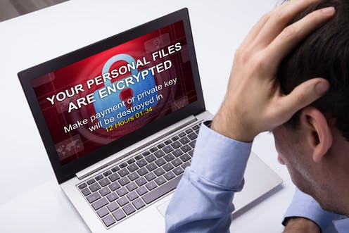 Hackers are making personalised ransomware to target the