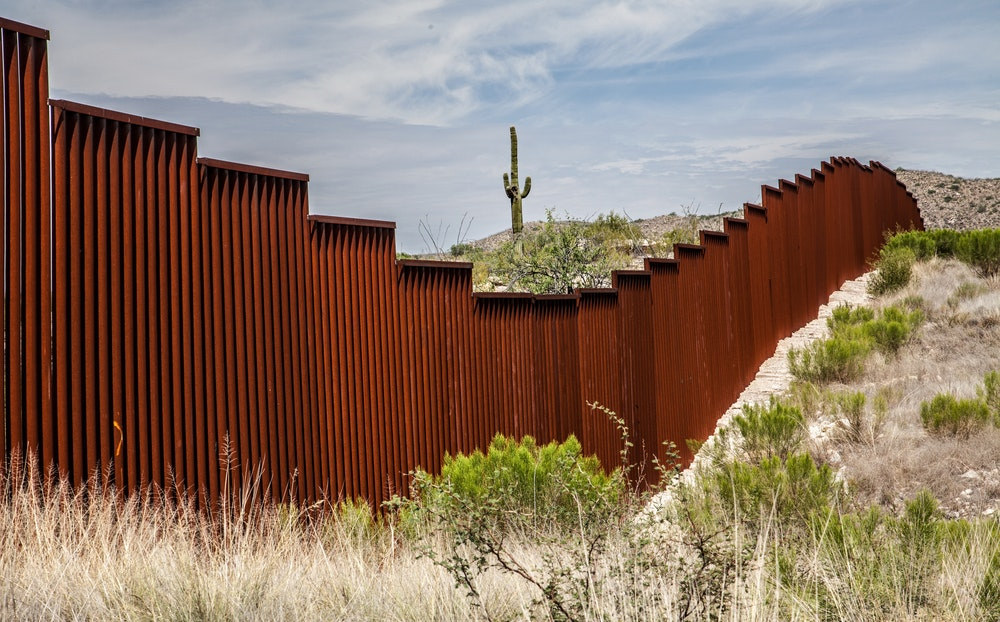 The unspoken violence of Donald Trump's border wall