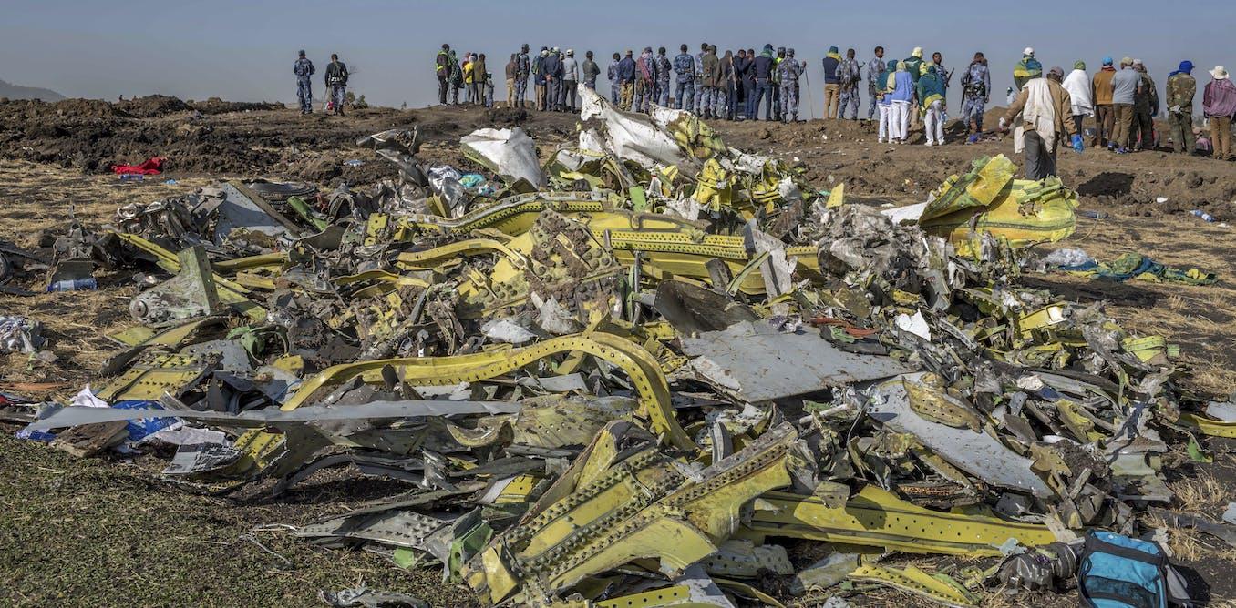 Automated control system caused Ethiopia crash, flight data suggests