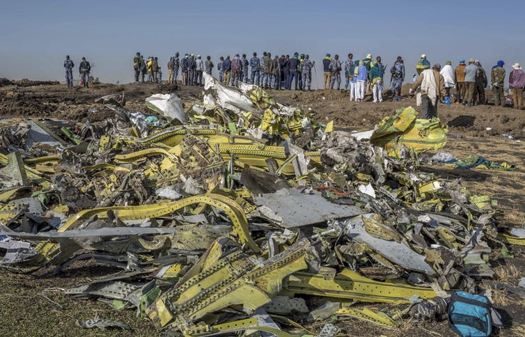 Automated control system caused Ethiopia Boeing 737 crash, flight data suggests