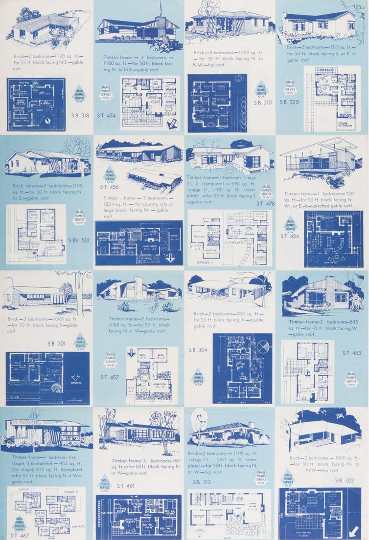 Small Homes Services Catalogue