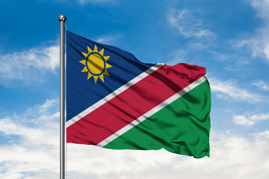 Image result for namibia INDEPENDENCE