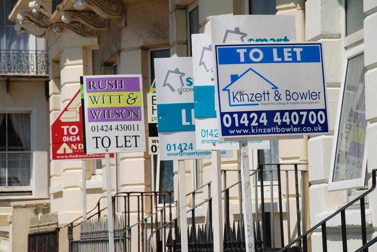 Unlike the Germans, who are a nation of renters, the desire to be a homeowner is firmly rooted in the British psyche. In 2003, the proportion of UK households owning their own home reached a peak of almost 71%.