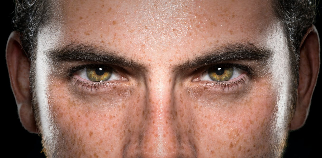 Think direct eye contact makes someone trustworthy? It can