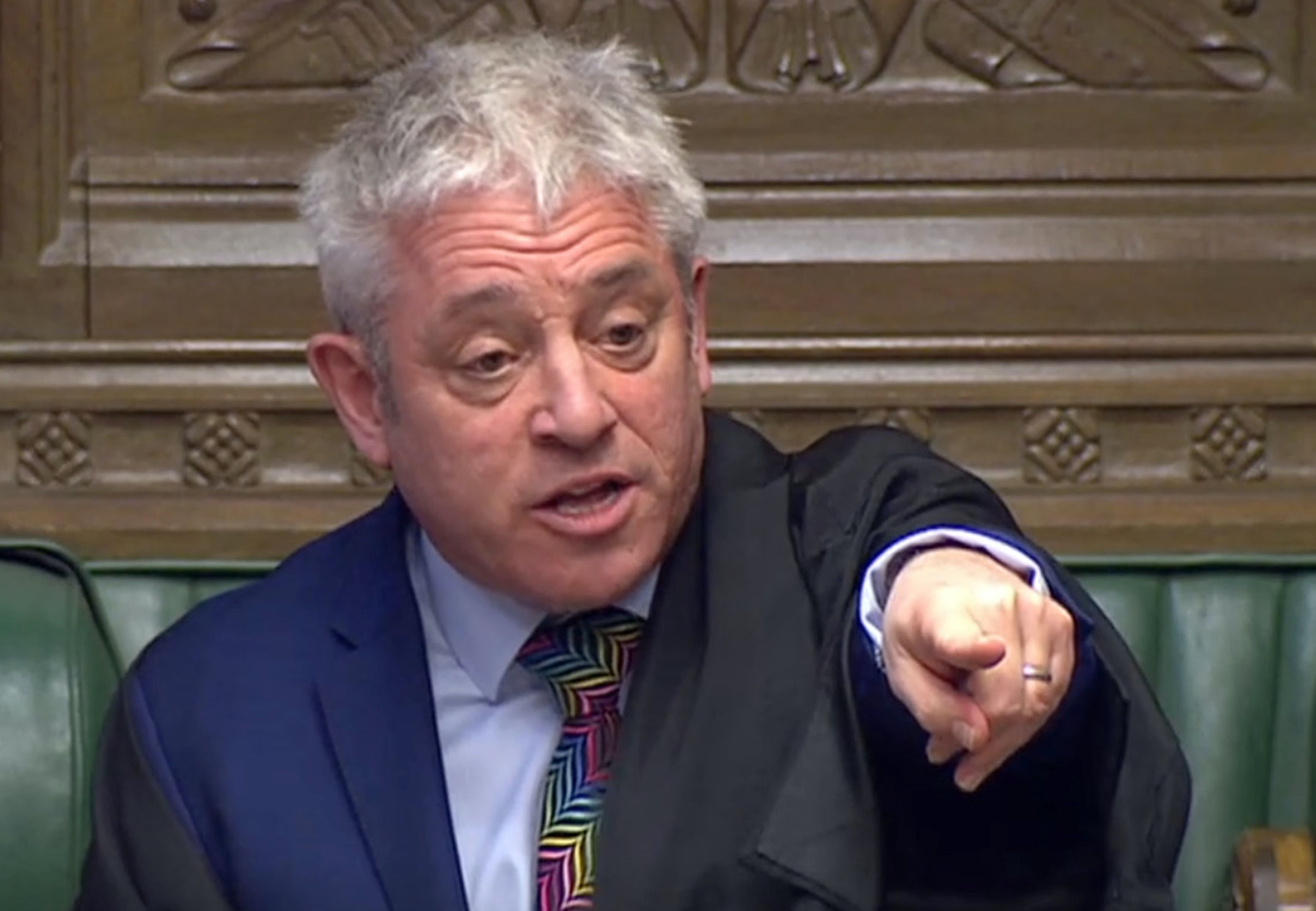 John Bercow's Brexit bombshell – it was arrogant for the government not to see this coming