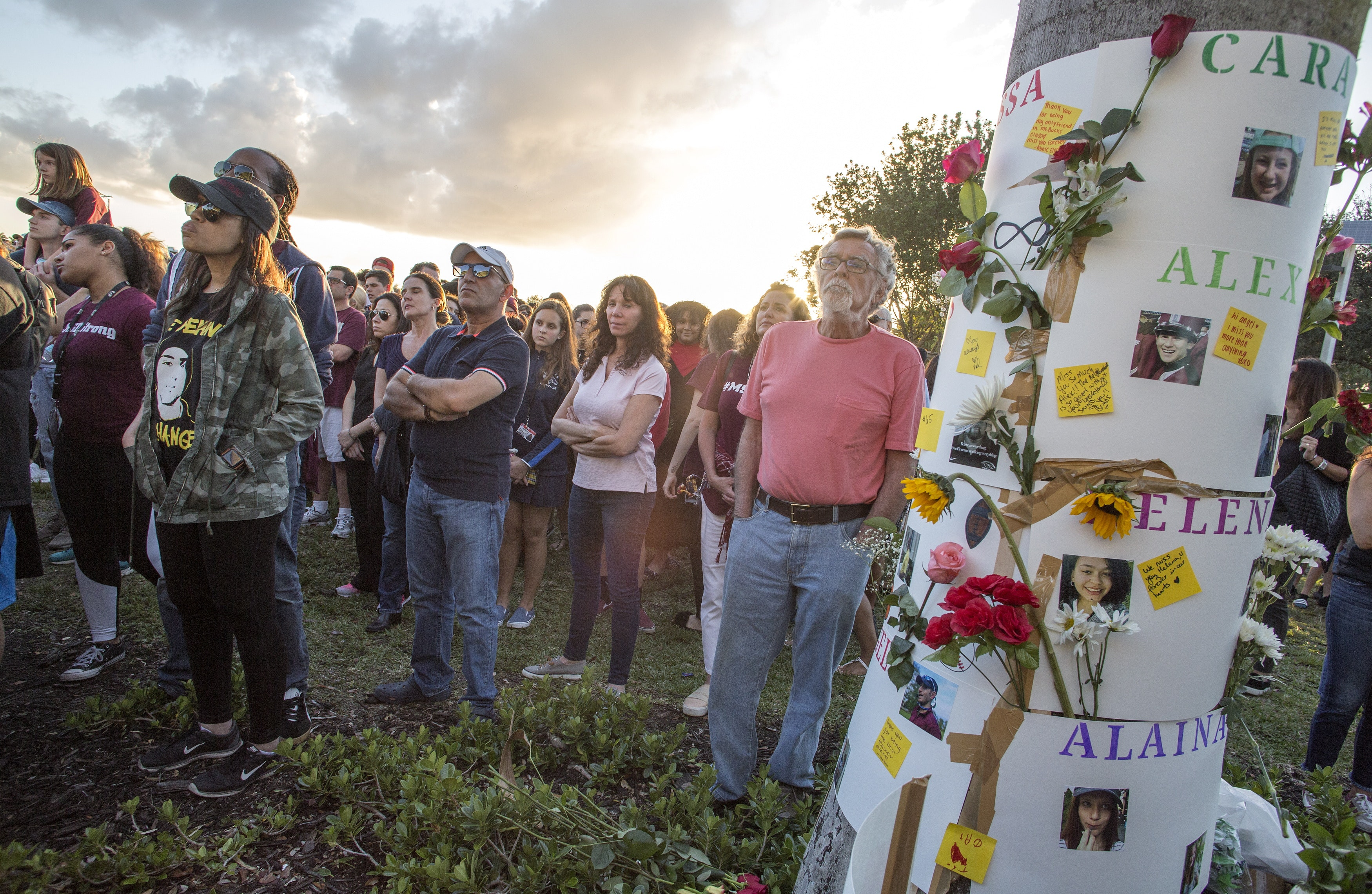 What Parkland's experience tells us about the limits of a 'security' response to Christchurch
