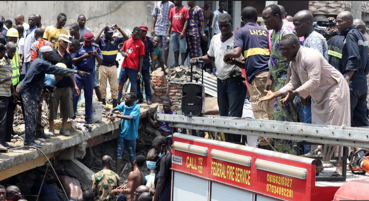 Why Buildings Keep Collapsing in Lagos and What Can Be Done About It