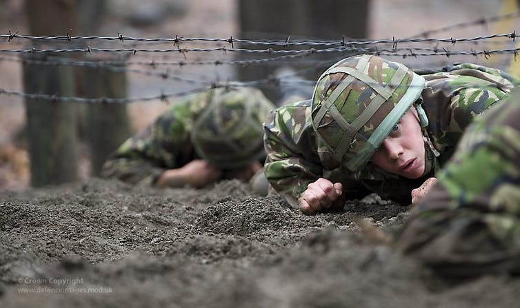 British army: should 16-year-olds be able to enlist