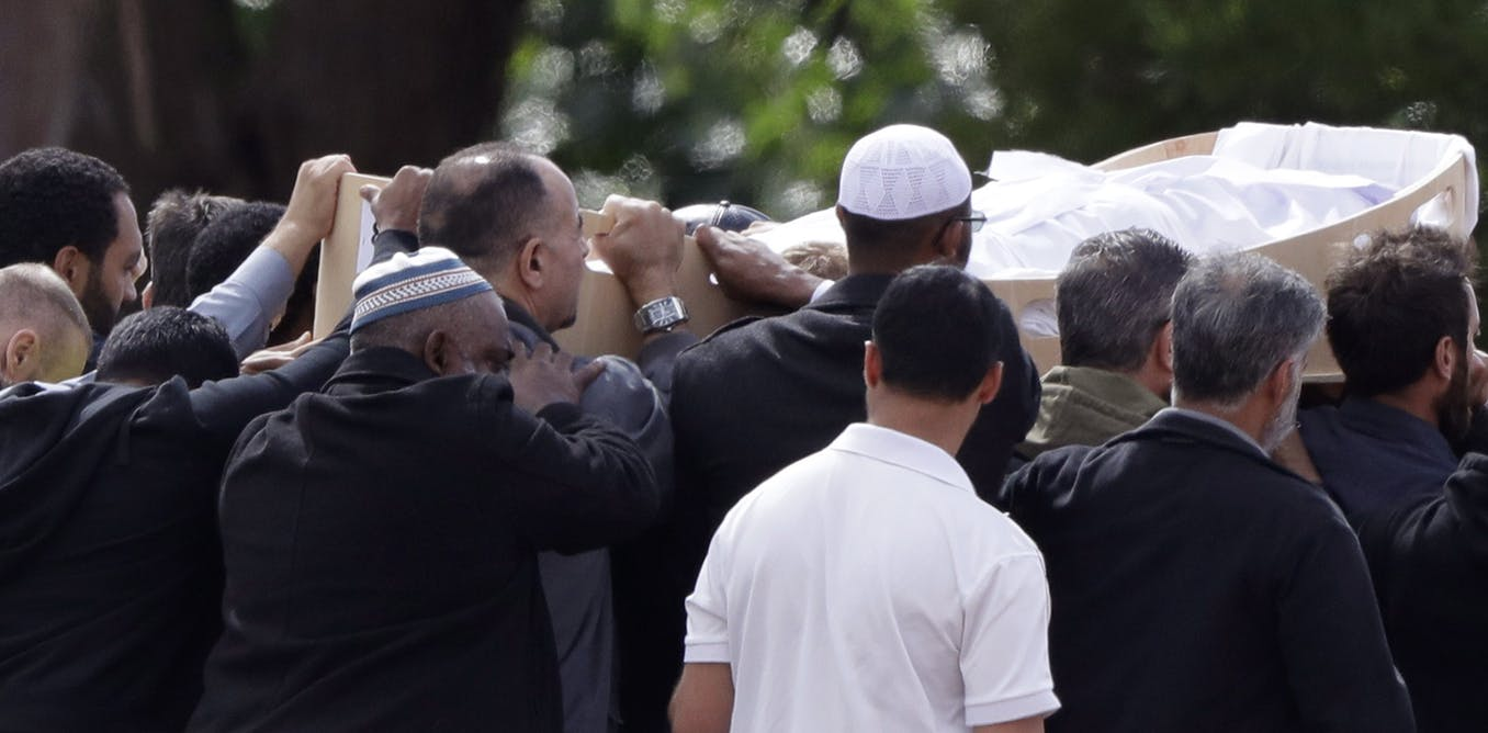 The hypocritical media coverage of the New Zealand terror attacks