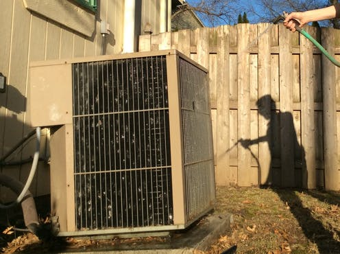 Skip this chore: Cleaning your air conditioner condenser probably