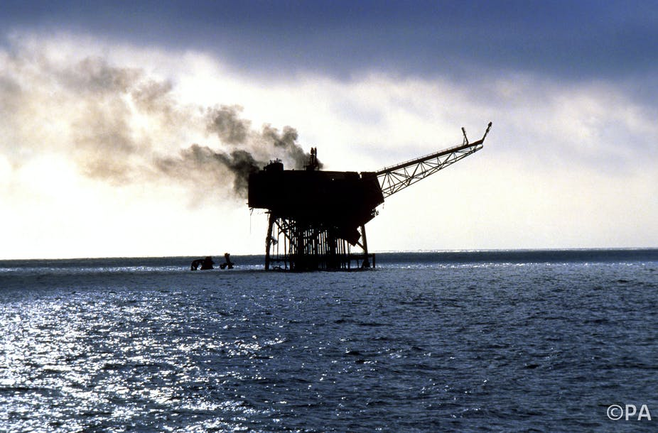 The Oil Industry Has Yet To Learn Lessons Of Piper Alpha