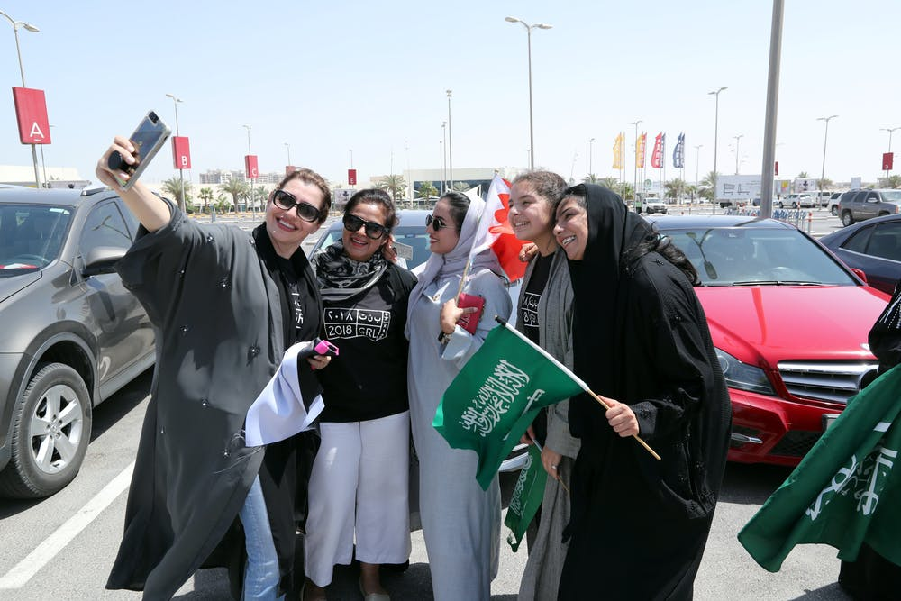 Saudi women are going to college, running for office and