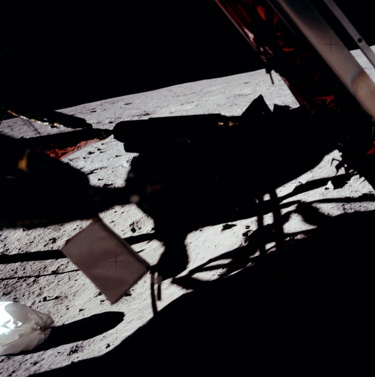 Friday essay: shadows on the Moon - a tale of ephemeral beauty, humans and hubris