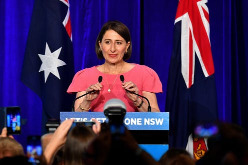 Coalition wins a third term in NSW with few seats changing hands