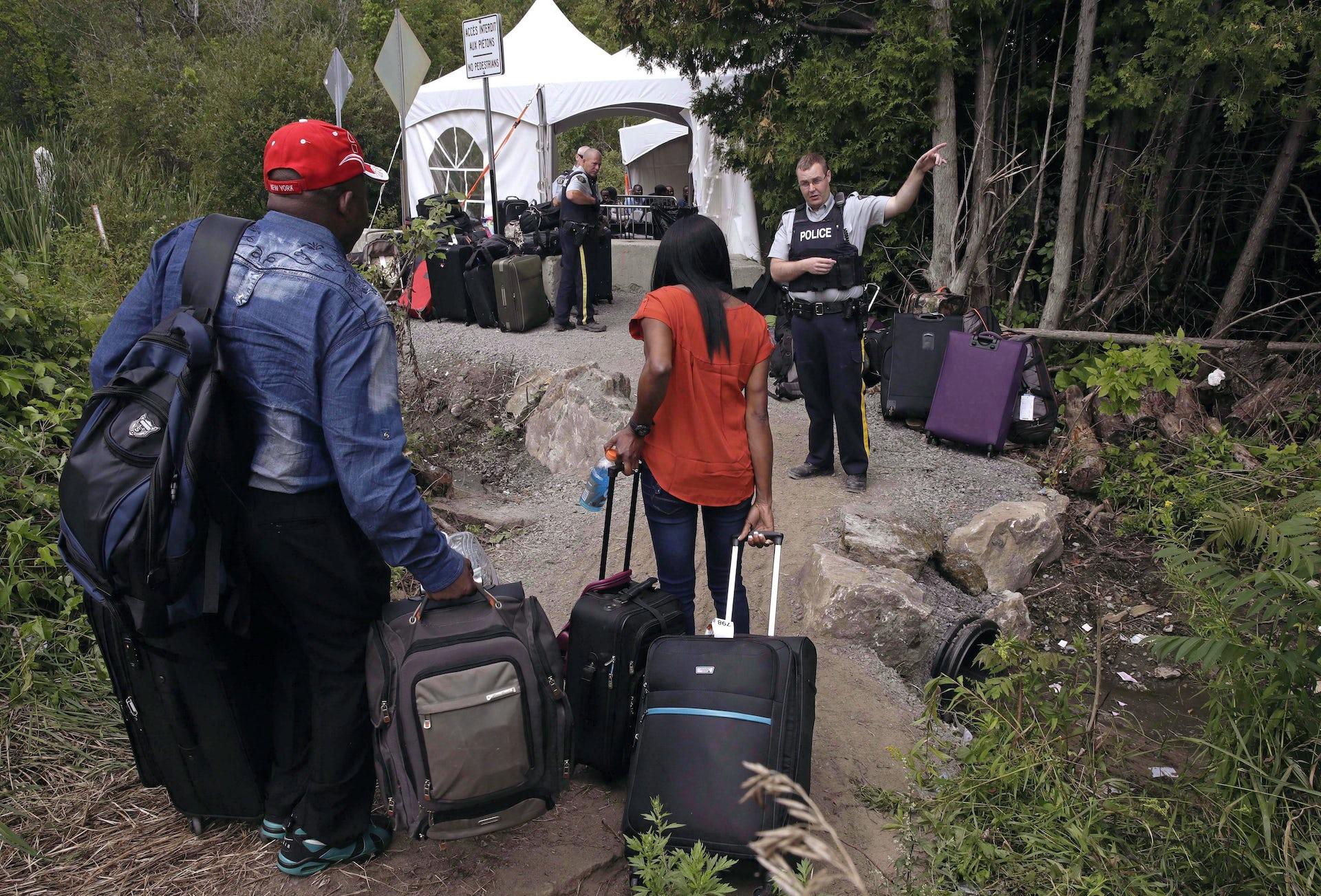 Closing the Canada-U.S. asylum border agreement loophole? Not so fast