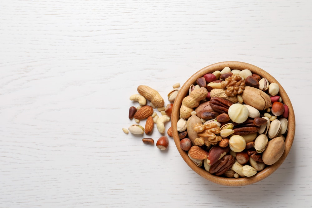 Does eating two teaspoons of nuts really boost your brain function by 60%?