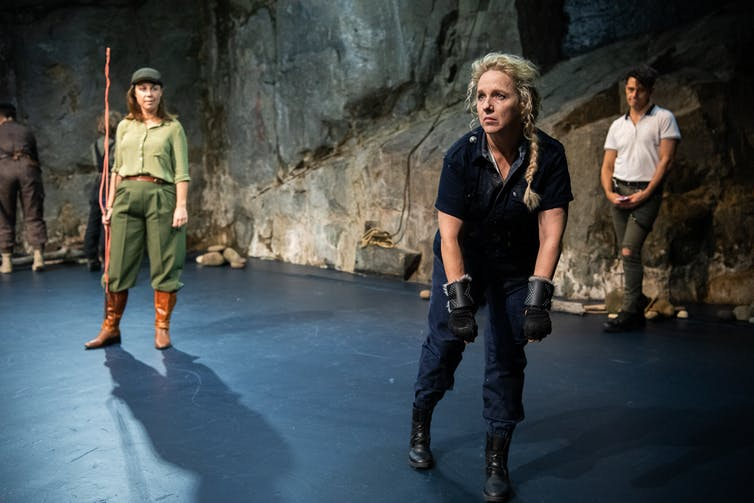 Kate Mulvany's The Mares bristles with energetic feminist storytelling