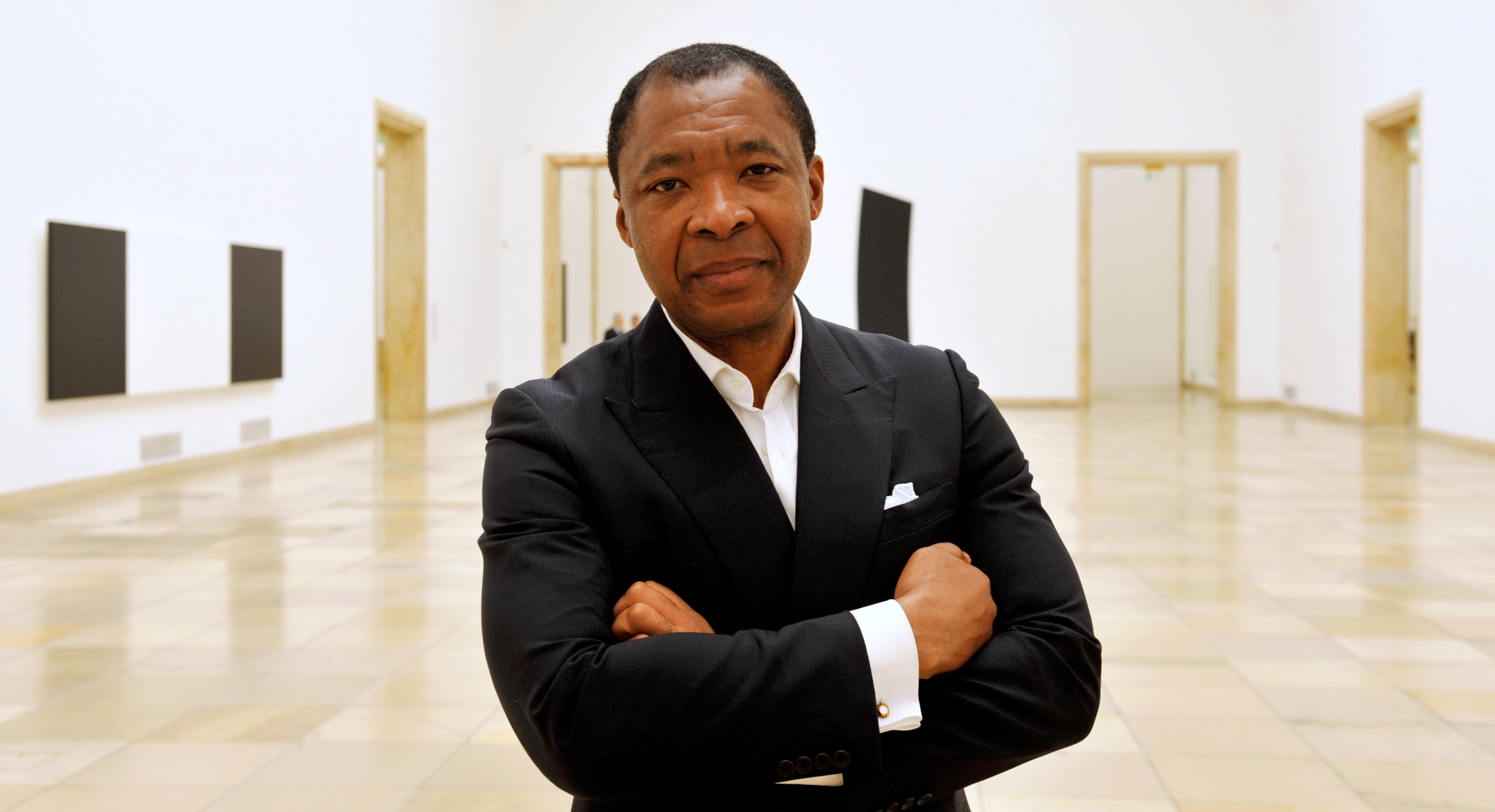 The legacy of Okwui Enwezor -- the curator who exhibited Africa to the world