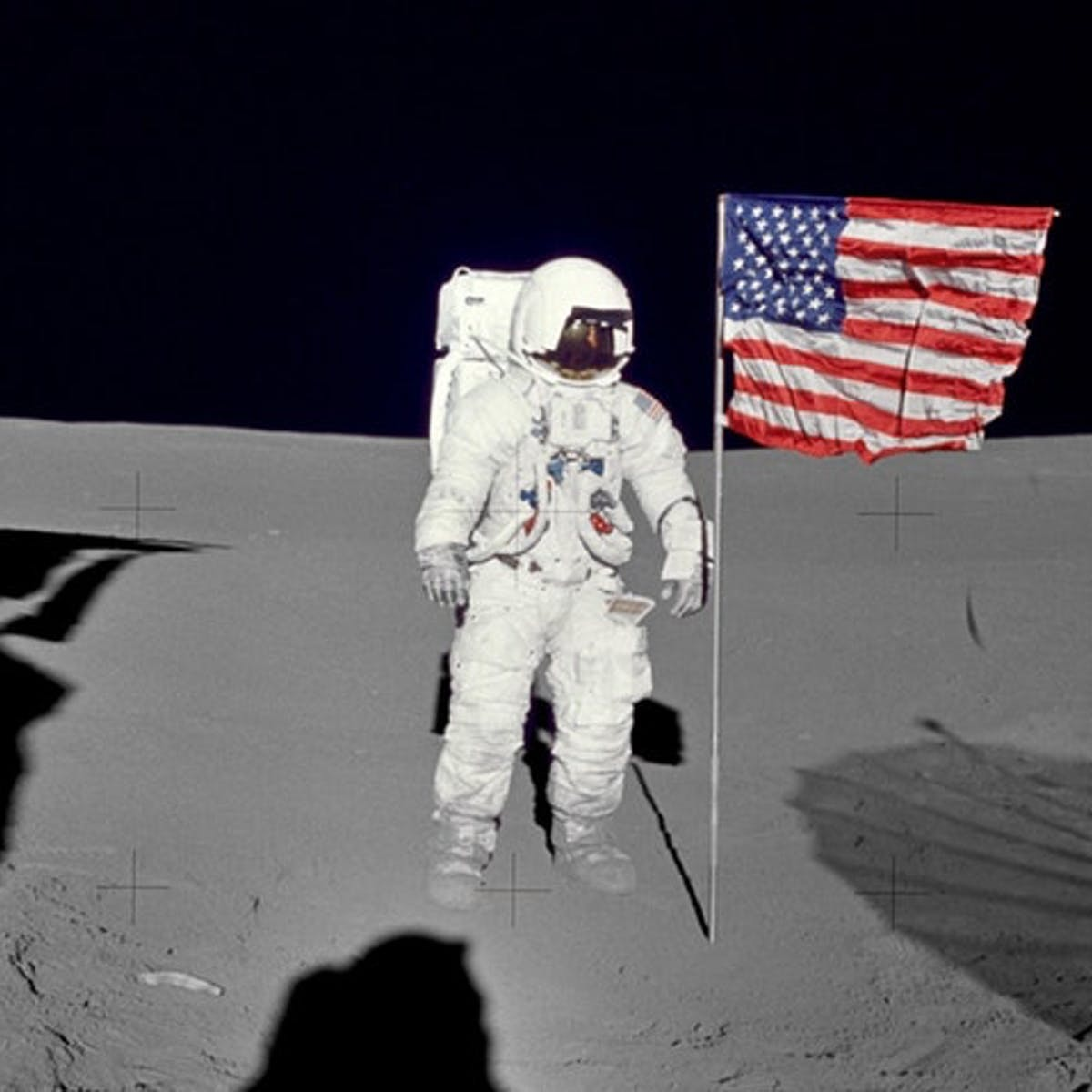 Friday essay: shadows on the Moon - a tale of ephemeral