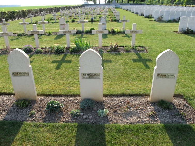 Friday essay: do 'the French' care about Anzac?